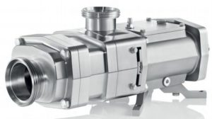 The Fristam FDS double-screw pump