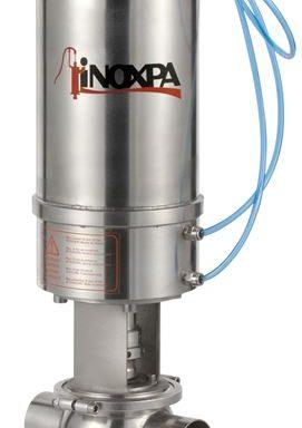 INOXPA Double Seat Valve Mixproof Seat Lift