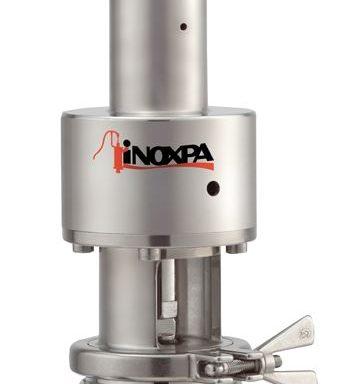 INOXPA Overflow Seat Valve NLS