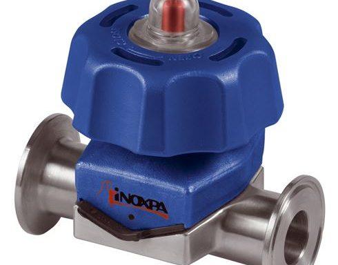 INOXPA Diaphragm Valve VeeValv