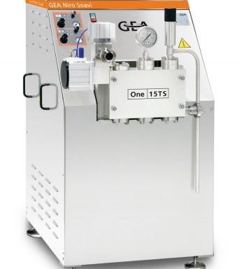 GEA Niro Soavi One Series Homogenisers