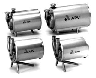 APV ZMS 3 and ZMS 4 series Pump